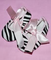New Baby Girls Zebra Pink Crib Shoes Animal Print 2 5 3 5 5 6 Infant