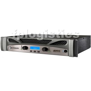Mint Crown Audio XTi 4002 Power Amplifier with Digital Signal