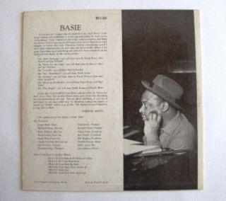 Count Basie Vinyl Jazz LP Album Clef Thad Jones Record Frank Foster