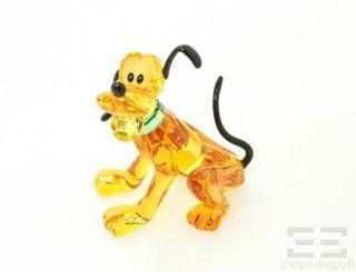 swarovski crystal pluto figurine new