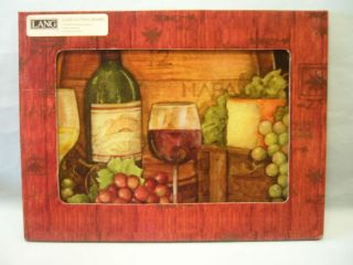 Lang Large Napa Valley Glass Cutting Board 37002
