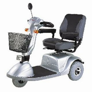 New CTM HS 730 3 Wheel Electric Power Mobility Scooter