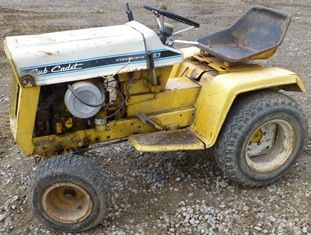 Cub Cadet 127 Tractor Kohler K301 12hp Engine Oil Dipstick