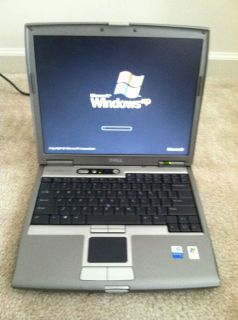 Dell Latitude D610 Laptop Notebook