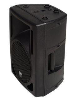 Numark iBattlepack Pro DJ Turntable Mixer + 2 Gemini 1280w Active 10