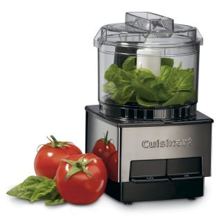 Cuisinart Mini Prep Food Processor Chopping Mixing Chopper, Black