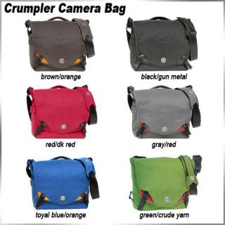 Crumpler 7 Million Dollar Home Digital Camera Bag shoulder bag fast