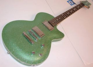Daisy Rock Electric Guitar Rock Candy Series Green New
