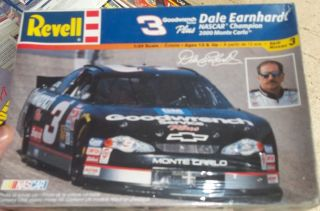 Dale Earnhardt 2000 MONTE CARLO GOODWRENCH PLUS NASCAR Model Car