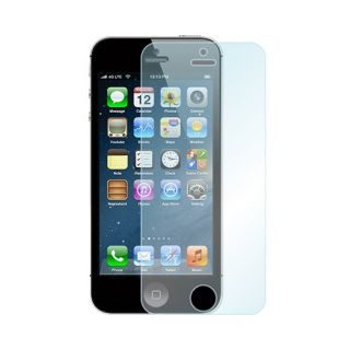 New Crystal Clear Ultra Thin Plastic Case For iPhone 5 w/ Free Screen