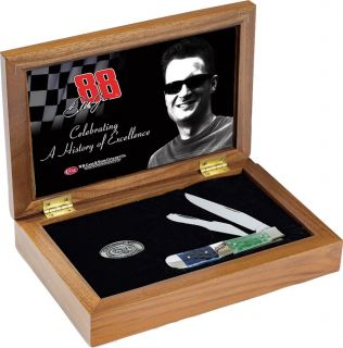 Case Knives Dale Earnhardt Jr Just Like Dad Knife 8886