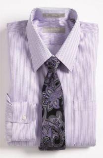 Smartcare™ Dress Shirt & Woven Tie
