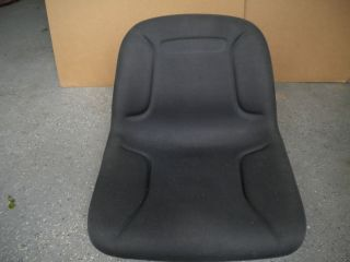 Cub Cadet Seat Z Turn Tractor Seat