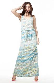 Caslon® Jersey Maxi Dress & Accessories