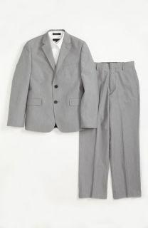 C2 by Calibrate Suit Jacket, Dress Shirt & Trousers (Big Boys)