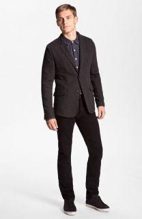 rag & bone Blazer, Woven Shirt & Slim Straight Leg Jeans