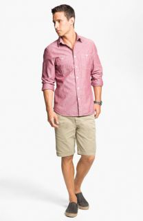 Wallin & Bros. Sport Shirt & Halsey 44 Shorts