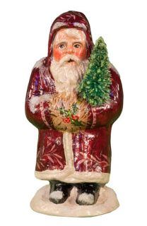 Vaillancourt Father Christmas   Small Ornament ( Exclusive)