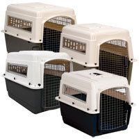 Petmate Deluxe Ultra Fashion Vari Dog Kennel Crates