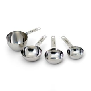 KitchenAid Gourmet Stainless Steel Measuring Cups Set of 4
