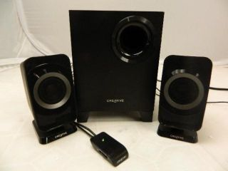 Creative Inspire T3130 2 1 Multimedia Computer Speaker System Wired