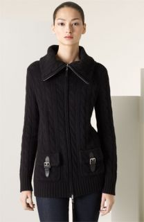Ralph Lauren Black Label Cashmere Sweater Jacket