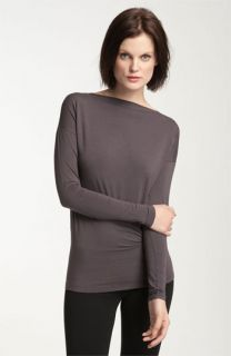 Vince Long Sleeve Boatneck Tee