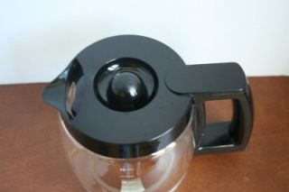 Cuisinart 12 Cup Replacement Glass Coffee Carafe DCC 1200 PRC 12 Cup