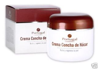 Mother of Pearl Cream Crema de Concha de Nacar 4 2 Oz