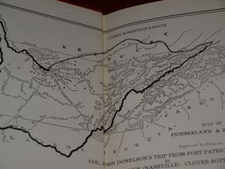 County Tennessee FLATBOATS Cumberland Gap JOHN DONELSON More HISTORY