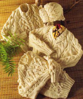 ABC Knitting Patterns - Aran.