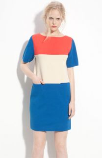 MARC BY MARC JACOBS Norwood Colorblock Sweater Dress
