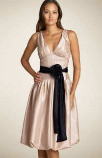 Jones New York Dress Taffeta Bubble Dress