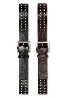 MICHAEL Michael Kors Astor Patent Leather Belt