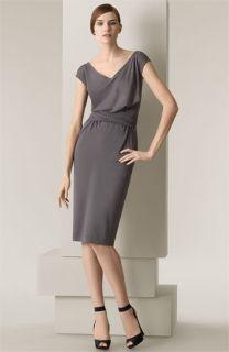 Donna Karan Collection Infinity Convertible Matte Jersey Dress