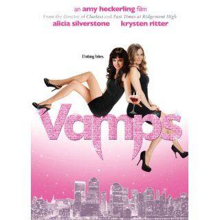 Vamps DVD Alicia Silverstone Krysten Ritter Justin Kirk Amy Heckerling