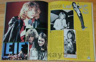 Leif Garrett Scott Baio Shaun Cassidy Tony Danza 1979
