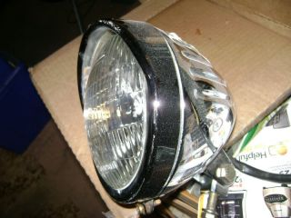 Harley Davidson Sportster Custom Headlight