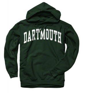 Dartmouth Big Green Dark Green Arch Hooded Sweatshirt