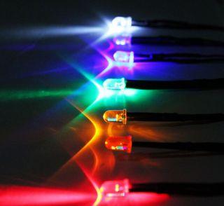 with Wire Wiring for 9V 12V Car DIY Custom Interior LED Lights