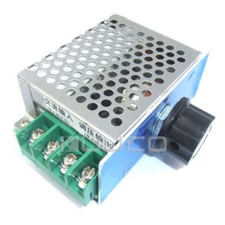 500W AC 220V to 0 25V Voltage Regulator Adjustable Power Supply