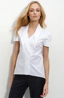 BOSS Black Bevien Short Sleeve Cotton Shirt