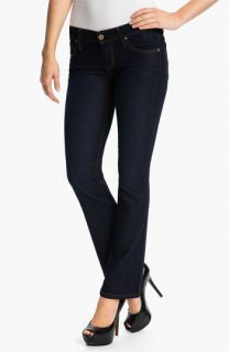 James Jeans Skinny Bootcut Stretch Jeans (Jay Blue) (Petite) (Online Exclusive)