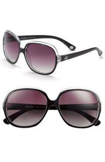 MICHAEL Michael Kors Oversized Round Sunglasses