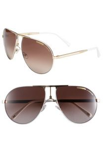 Carrera Eyewear Brad 1 Metal Aviator Sunglasses