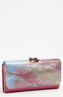 Ted Baker London Moody Sunset Crystal Bobble Matinee Wallet