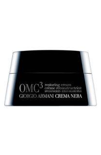 Giorgio Armani Crema Nera OMC³ Restoring Cream SPF 15
