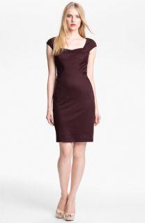 Ted Baker London Priad Wool Blend Sheath Dress