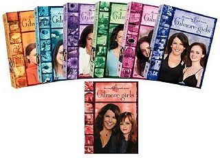New Gilmore Girls DVD 1 7 Season 1 2 3 4 5 6 & 7 The Complete Series