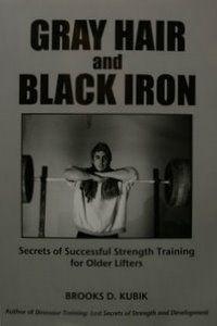 Gray Hair and Black Iron by Brooks D Kubik Crain